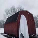 barn ghost
